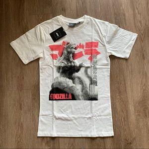 Godzilla t shirt